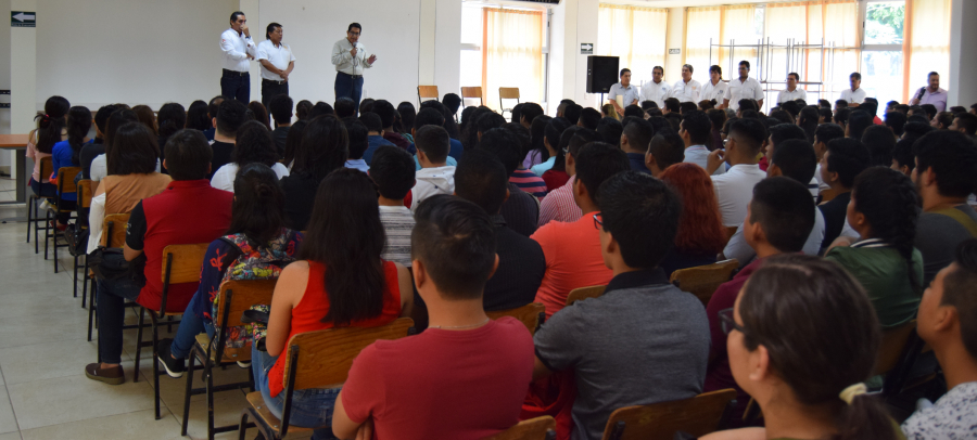 Bienvenida a alumnos de PREU Agosto Diciembre 2018